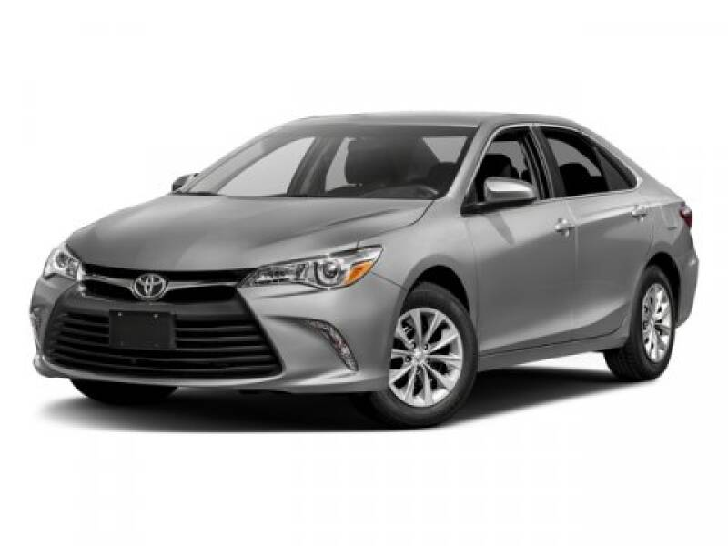 2017 Toyota Camry for sale at QUALITY MOTORS in Salmon ID