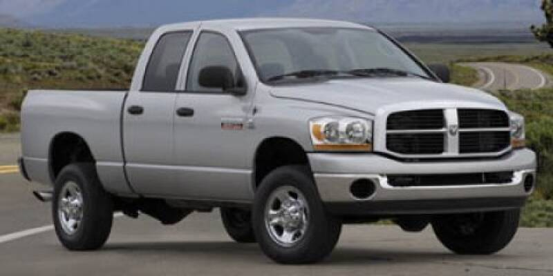 2007 Dodge Ram Pickup 3500 for sale at QUALITY MOTORS in Salmon ID