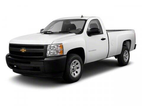 2010 Chevrolet Silverado 1500 for sale at QUALITY MOTORS in Salmon ID