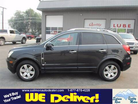 2008 Saturn Vue for sale at QUALITY MOTORS in Salmon ID