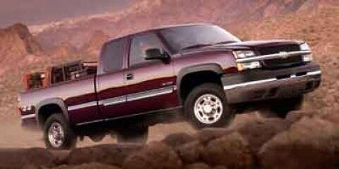 2004 Chevrolet Silverado 2500HD for sale at QUALITY MOTORS in Salmon ID