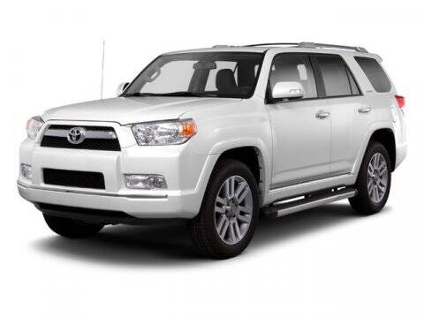2012 Toyota 4Runner for sale at QUALITY MOTORS in Salmon ID