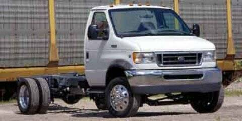 2003 Ford E-Series Chassis for sale at QUALITY MOTORS in Salmon ID