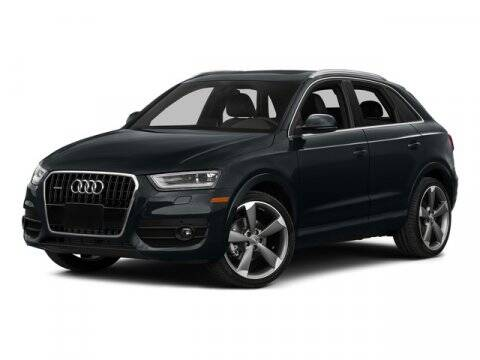 2015 Audi Q3 for sale at QUALITY MOTORS in Salmon ID
