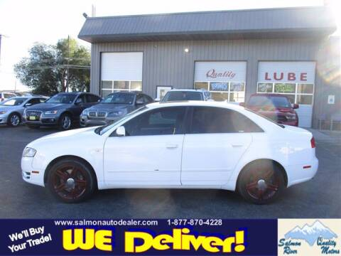 2007 Audi A4 for sale at QUALITY MOTORS in Salmon ID