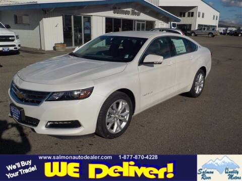 2019 Chevrolet Impala for sale at QUALITY MOTORS in Salmon ID