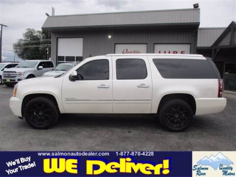 2011 GMC Yukon XL for sale at QUALITY MOTORS in Salmon ID