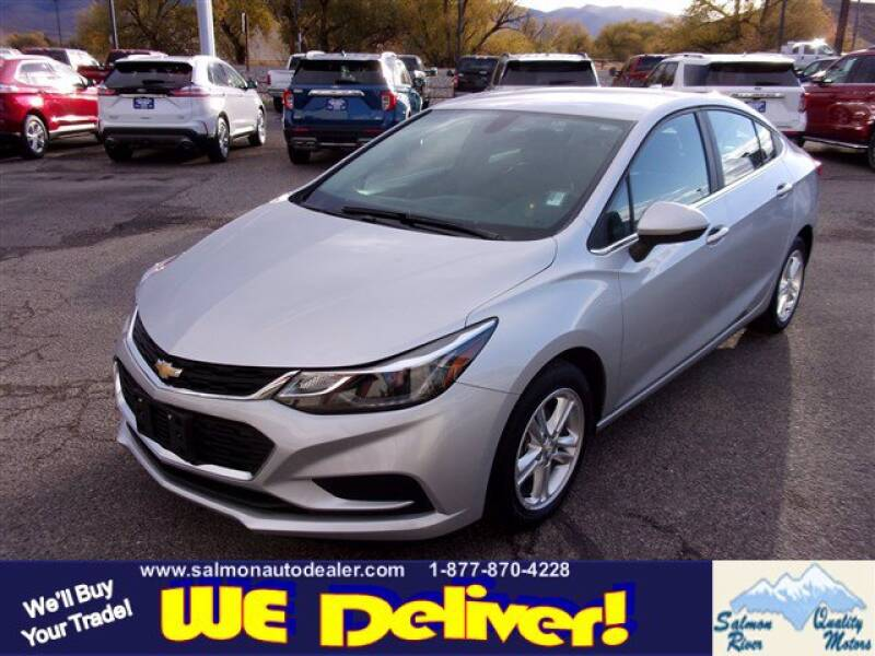 2017 Chevrolet Cruze for sale at QUALITY MOTORS in Salmon ID
