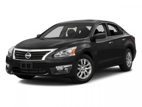 2015 Nissan Altima for sale at QUALITY MOTORS in Salmon ID