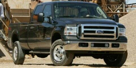 2005 Ford F-250 Super Duty for sale at QUALITY MOTORS in Salmon ID