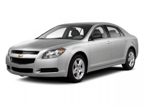 2012 Chevrolet Malibu for sale at QUALITY MOTORS in Salmon ID