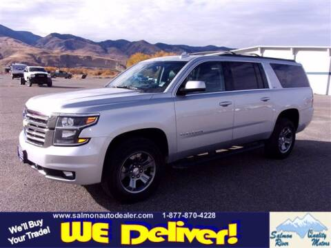 2019 Chevrolet Suburban for sale at QUALITY MOTORS in Salmon ID
