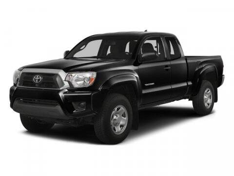 2015 Toyota Tacoma for sale at QUALITY MOTORS in Salmon ID