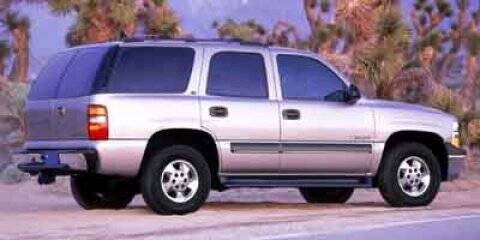 2004 Chevrolet Tahoe for sale at QUALITY MOTORS in Salmon ID