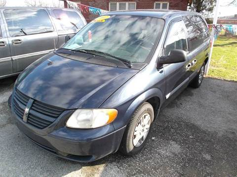 2007 Dodge Caravan for sale in Griffith, IN