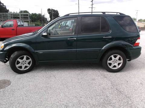 2002 Mercedes-Benz M-Class for sale in Griffith, IN