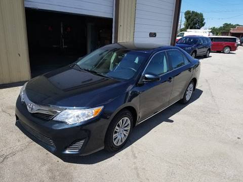 2014 Toyota Camry for sale in Griffith, IN