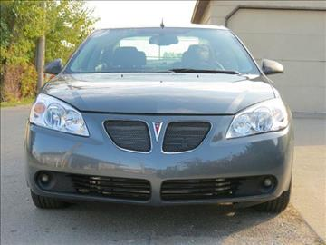 2009 Pontiac G6 for sale in Griffith, IN