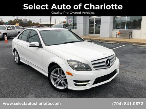 2013 Mercedes-Benz C-Class for sale in Matthews, NC