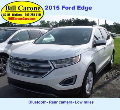 2015 Ford Edge for sale in Wallace, NC