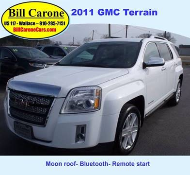 2011 GMC Terrain for sale in Wallace, NC