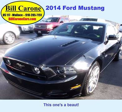 2014 Ford Mustang for sale in Wallace, NC