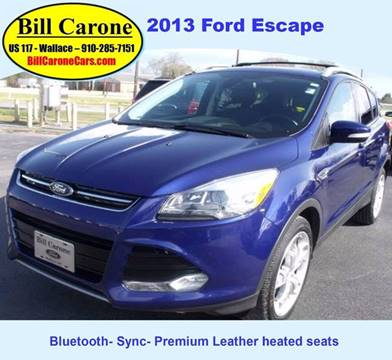 2013 Ford Escape for sale in Wallace, NC