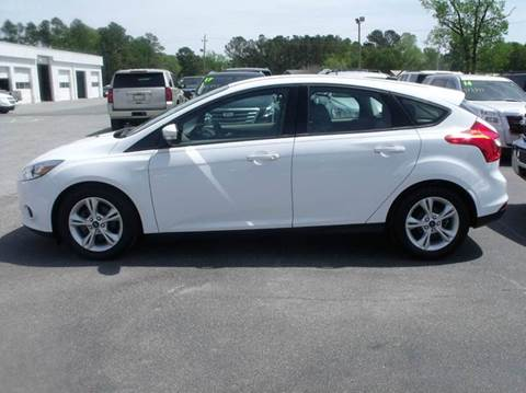 2014 Ford Focus for sale in Wallace, NC