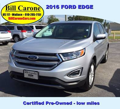 2016 Ford Edge for sale in Wallace, NC