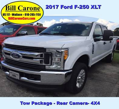 2017 Ford F-250 Super Duty for sale in Wallace, NC