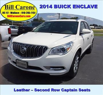 2014 Buick Enclave for sale in Wallace, NC
