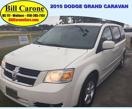 2010 Dodge Grand Caravan for sale in Wallace, NC