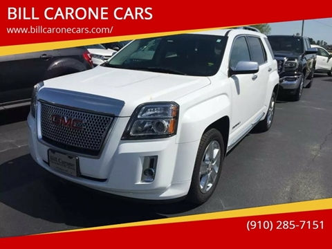 2015 GMC Terrain for sale in Wallace, NC