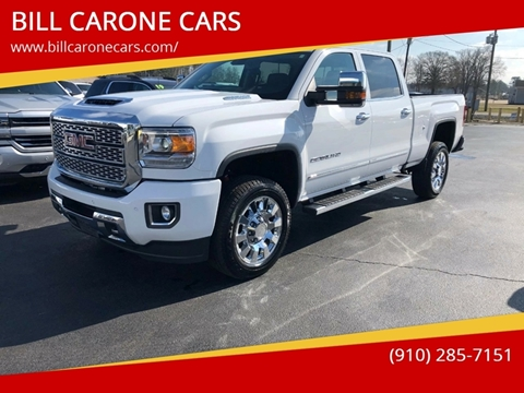 2019 GMC Sierra 2500HD for sale in Wallace, NC