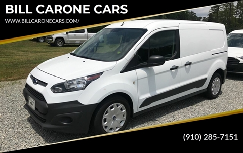 2017 Ford Transit Connect Cargo for sale in Wallace, NC