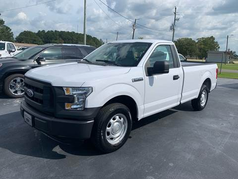 2016 Ford F-150 for sale in Wallace, NC