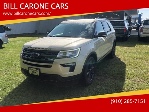 2018 Ford Explorer for sale in Wallace, NC