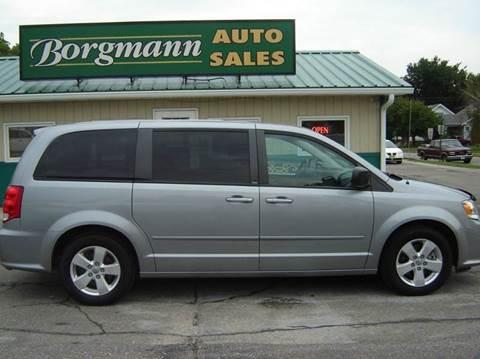 2013 Dodge Grand Caravan for sale in Norfolk, NE