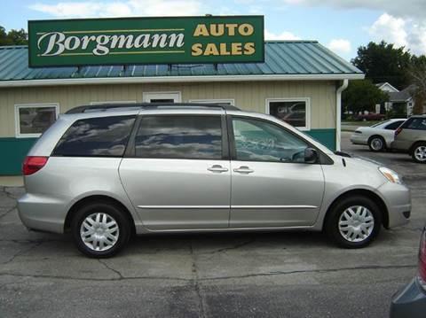 2004 Toyota Sienna for sale in Norfolk NE
