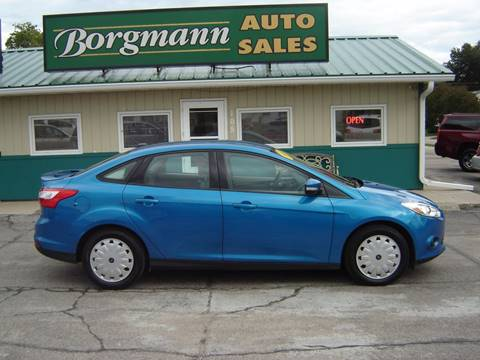 2013 Ford Focus for sale in Norfolk, NE