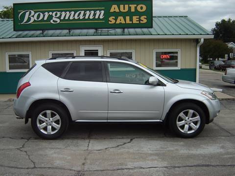 2007 Nissan Murano for sale in Norfolk, NE