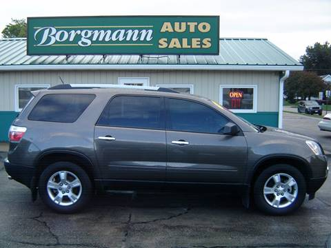 2011 GMC Acadia for sale in Norfolk, NE