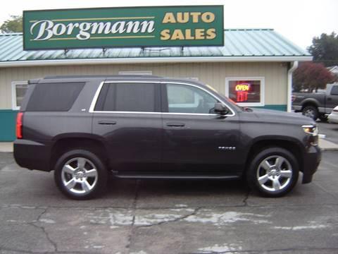 2015 Chevrolet Tahoe for sale in Norfolk NE