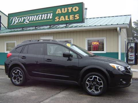 2014 Subaru XV Crosstrek for sale in Norfolk, NE