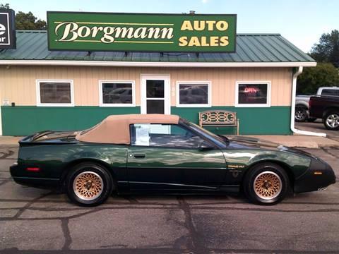 1992 Pontiac Firebird for sale in Norfolk, NE