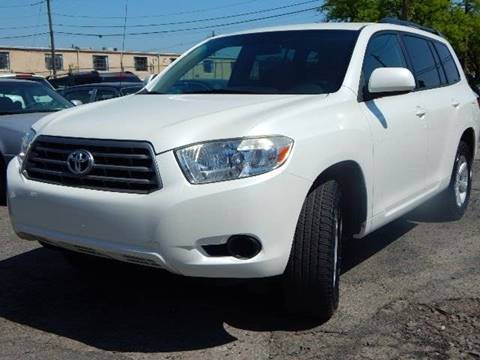 2008 Toyota Highlander for sale in Hasbrouck Heights, NJ