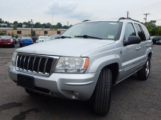 2004 Jeep Grand Cherokee Overland 4WD 4dr SUV   Hasbrouck Heights NJ