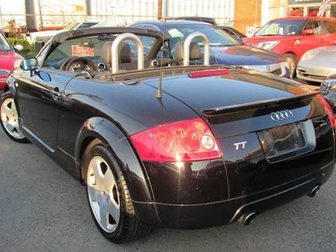 Tt Auto Sales >> Audi Tt For Sale In Hasbrouck Heights Nj Giordano Auto