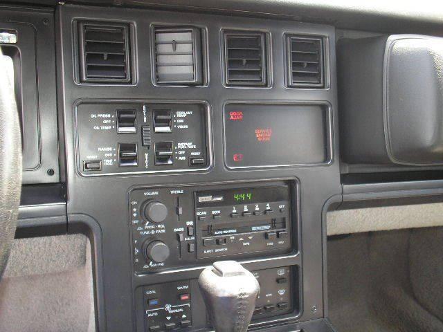 1989 Chevrolet Corvette 2dr Hatchback - Oshkosh WI