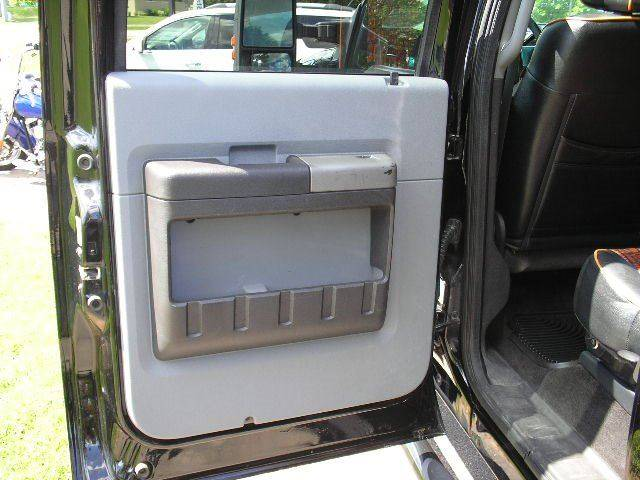 2011 Ford F-350 Super Duty 4x4 XLT 4dr Crew Cab 6.8 ft. SB SRW Pickup - Oshkosh WI